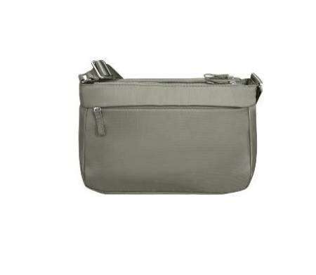 Samsonite Move 2.0 Horizontal Shoulder Bag + Flap Sage