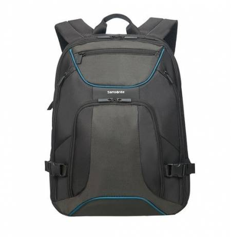 "Samsonite Kleur Backpack 15.6"" Black/Anthracite"