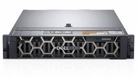 PowerEdge R740 Server Chassis 8 x 3.5 HotPlug/Xeon Silver 4110/16GB/1x600GB/Rails/Bezel/Broadcom 5720/PERC H730P/iDRAC9 Exp/750W/
