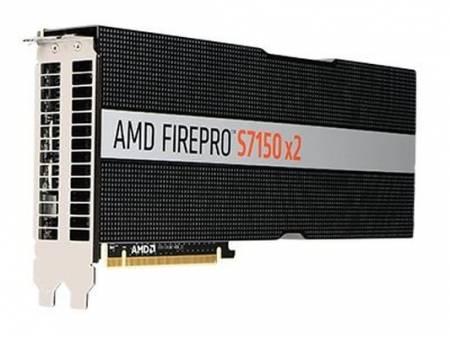 Dell AMD FirePro S7150x2 GPU