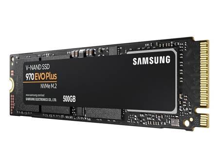 Samsung SSD 970 EVO Plus 500 GB