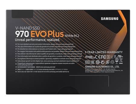 Samsung SSD 970 EVO Plus 1 TB
