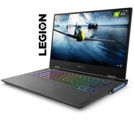 "Lenovo Legion Y740 15.6"" IPS FullHD 144Hz Antiglare i7-8750H up to 4.1GHz HexaCore"