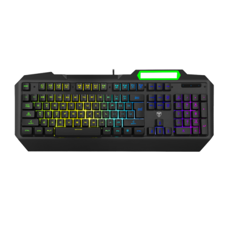 Геймърска клавиатура Redragon T-Dagger Gunboat RGB T-TGK201