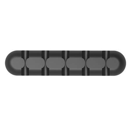 Държач на кабели Orico CBS5 в черен цвят