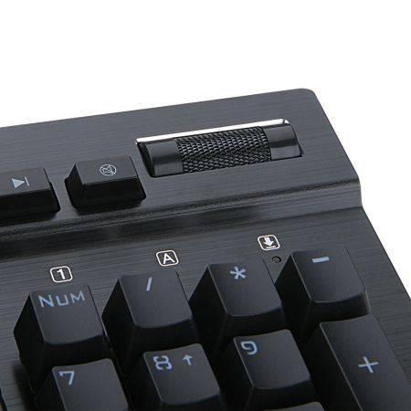 RGB механична геймърска клавиатура Redragon Yama K550-BK
