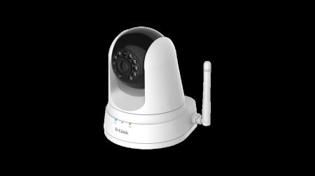 Камера D-Link Wi-Fi Pan & Tilt Day/Night Camera DCS-5000L/E
