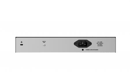 Комутатор D-Link 16-Port PoE Fast Ethernet Switch