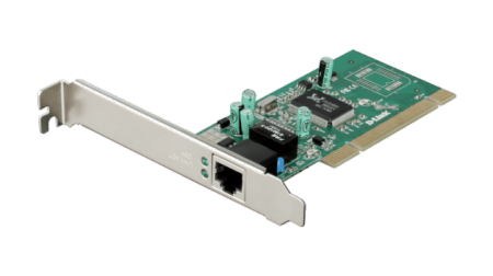 Медна гигабитова мрежова карта D-Link DGE-528T PCI