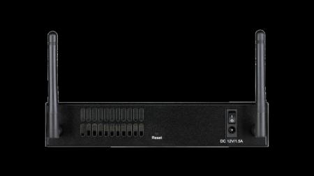 Безжичен рутер Wireless N VPN Security Router DSR-250N