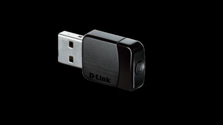Адаптер D-link Wireless AC DualBand USB Micro Adapter DWA-171