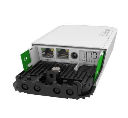 Двучестотна точка за достъп Mikrotik wAP R ac RBwAPGR-5HacD2HnD
