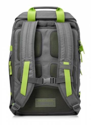 HP 15.6 Grey Odyssey Backpack