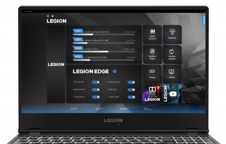 "Lenovo Legion Y540 15.6"" IPS FullHD Antiglare i5-9300H up to 4.1GHz QuadCore"