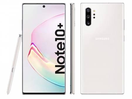 Samsung Smartphone SM-N970F Galaxy Note10+ 256GB Aura White