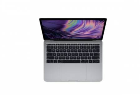 "Apple MacBook Pro 13"" Touch Bar/QC i5 1.4GHz/8GB/128GB SSD/Intel Iris Plus Graphics 645/Space Grey - INT KB"