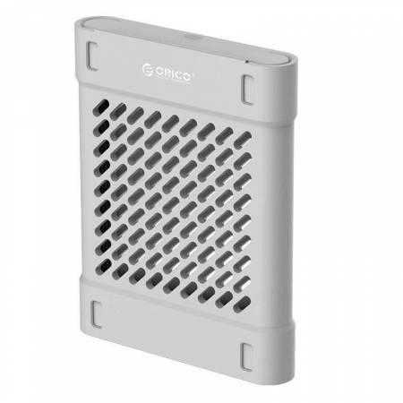 Силиконово защитно калъфче за 2.5-инчови HDD/SSD Orico PHS-25-GY в сив цвят