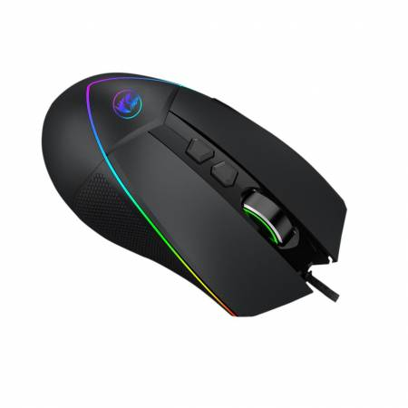 RGB геймърска мишка Redragon Emperor M909RGB-BK