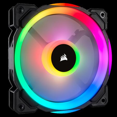 Вентилатор за кутия Corsair LL Series LL120 RGB