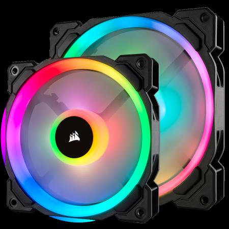 Вентилатор за кутия Corsair LL Series LL140 RGB