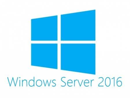 Microsoft Windows Server Standard 2016 x64 Eng 1pk DSP 16 Core+Acronis Backup Standard Server Subscription License