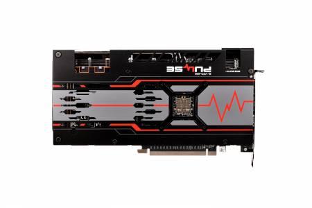 Видео карта Sapphire PULSE RADEON RX 5700 XT 8G GDDR6 HDMI / TRIPLE DP OC W/ BP (UEFI) LITE