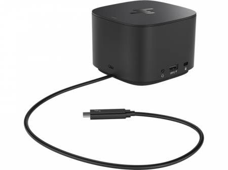 HP Thunderbolt Dock G2 with Combo Cable for ZBook