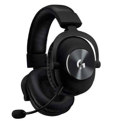 Logitech PRO X Gaming Headset - BLACK - USB