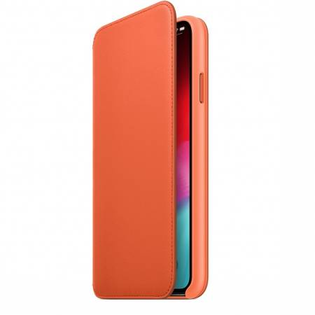 Apple iPhone XS Max Leather Folio - Sunset (Seasonal Spring2019)
