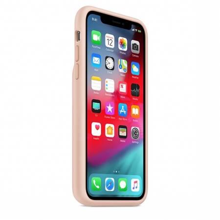 Apple iPhone XS Smart Battery Case - Pink Sand (Seasonal Spring2019)
