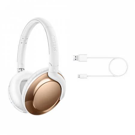 Philips Безжични Bluetooth® слушалки 32 мм мембрани/затворен гръб