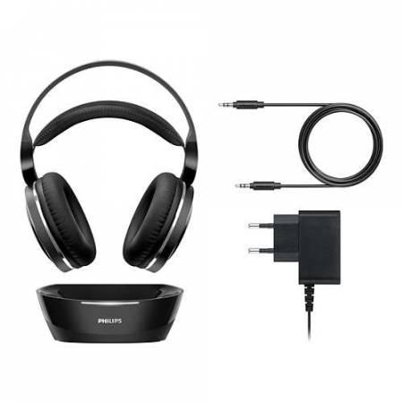 Philips Безжични слушалки за телевизор 40 мм мембрани/отворен гръб