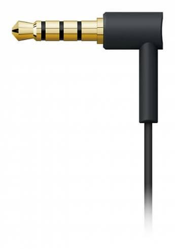 Philips Слушалки за поставяне в ушите с микрофон цвят - Черен