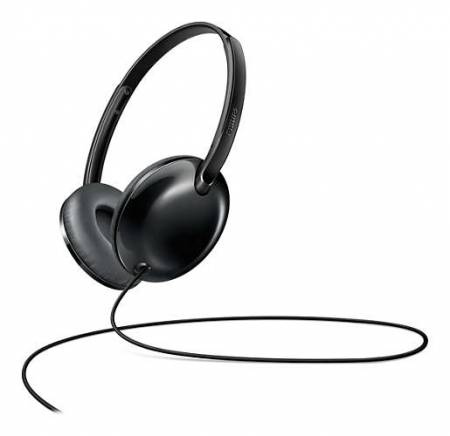 Philips слушалки 32 мм мембрани/затворен гръб