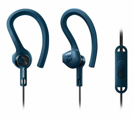 Philips Спортни слушалки с микрофон ActionFit