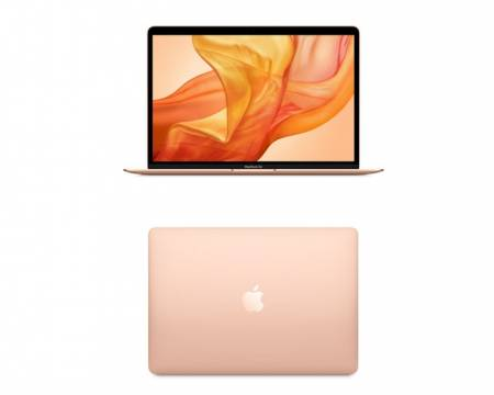 "Apple MacBook Air 13"" Retina/DC i5 1.6GHz/8GB/128GB/Intel UHD G 617 - Gold - BUL KB"