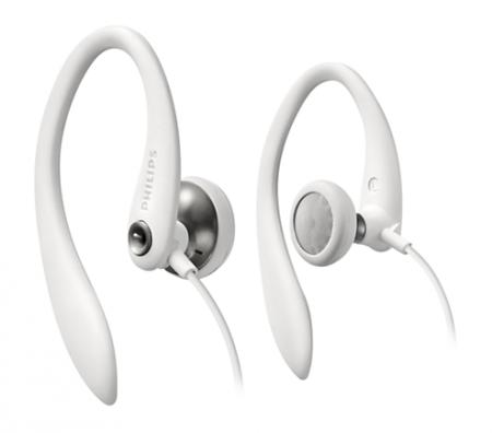 Philips Flexible Fit Слушалки 15 мм мембрани/отворен гръб