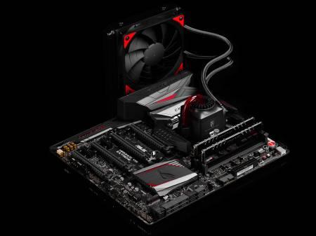 Комплект водни охлаждания DeepCool CAPTAIN 120 EX + CAPTAIN 240 EX за Intel/AMD процесори