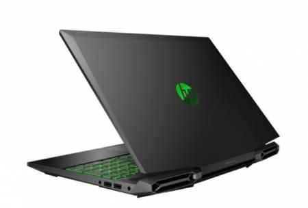 HP Gaming Pavilion 15-dk0013nu Black/Green