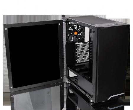 Кутия за настолен компютър Thermaltake H100 CA-1L4-00M1WN-02
