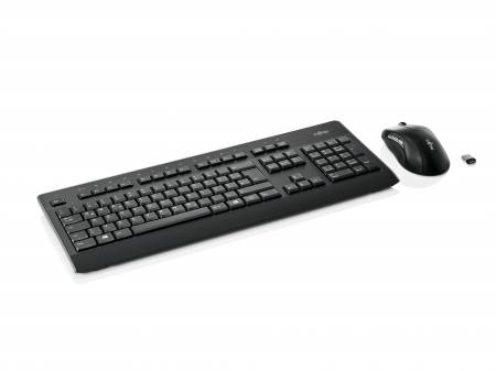 Комплект Wireless KB § Mouse Set LX960 US RF KB