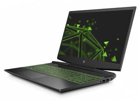 HP Gaming Pavilion 15-dk0011nu Black/Green