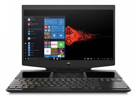 HP Omen X 15-dg0005nu Black