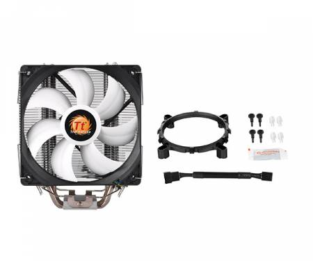 Охлаждане за Intel/AMD процесори Thermaltake Contac 12 CL-P039-AL12BL-A