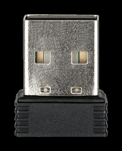 Безжичен USB адаптер N150 Pico D-Link DWA-121