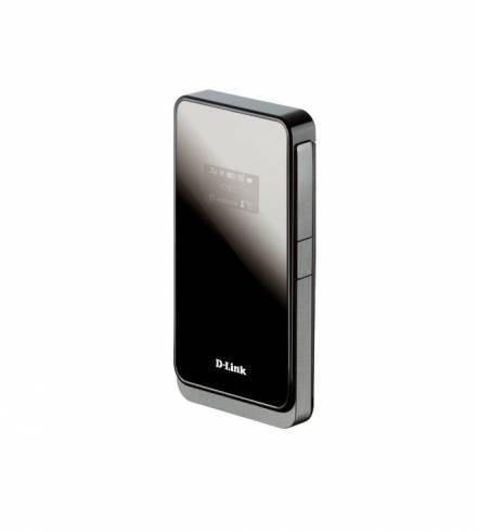 Рутер D-Link Portable HSPA+ 21 Mbps Router DWR-730