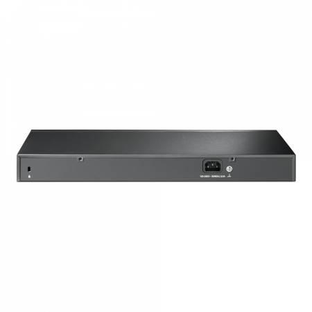 Управляем комутатор TP-Link Jetstream TL-SG1218MPE 16-gigabit порта PoE+ 2SFP порта