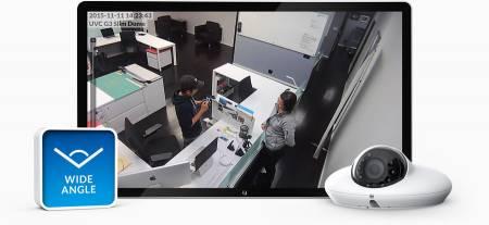 Видео камера Ubiquiti UniFi UVC G3 DOME