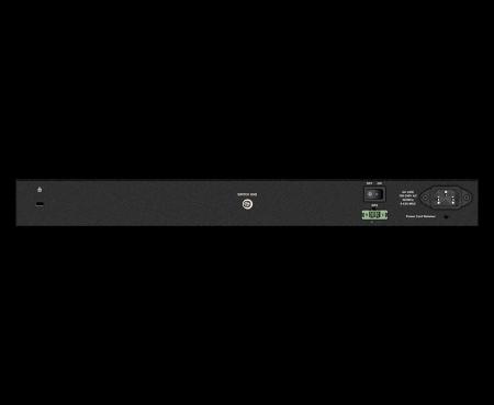 28-портов гигабитен Metro Ethernet комутатор D-Link DGS-1210-28/ME