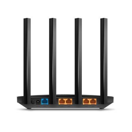 Двулентов Wave2 Wi-fi рутер TP-Link Archer C80 AC1900